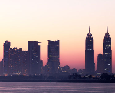 Dubai Media City DMC