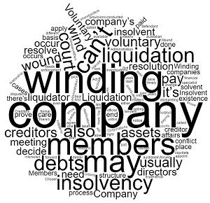 liquidation of a company in dubai