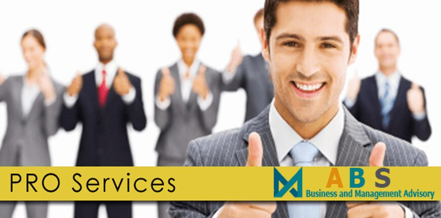 PRO Services in Dubai UAE